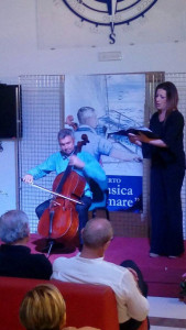 La musica del mare, l'omaggio da pelle d'oca di Soldatini alla città di Crotone2