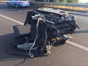 Lorenzo simeri vittima della SS106 in un impatto nella mattina di oggi a Rossano3