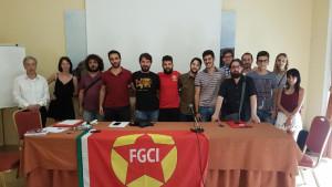 Riunione a Lamezia della segreteria regionale della Federazione Giovanile Comunista Italiana Calabria