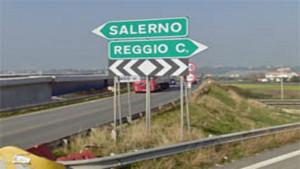 Salerno Reggio Calabria - Autostrada del Mediterraneo- ogni viaggio una scoperta. Solo per chi ha fortuna