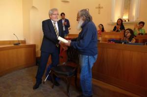 Santa Severina, cittadinanza onoraria per il Prof. Ilario Principe1