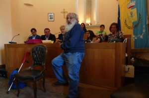 Santa Severina, cittadinanza onoraria per il Prof. Ilario Principe2