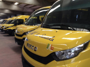 Sicurezza scolastica, arrivati 5 scuolabus a Rossano2