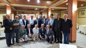 Svolto il V° Incontro sociale riservato agli Insigniti O.M.R.I. dell'Ancri di Crotone e provincia1