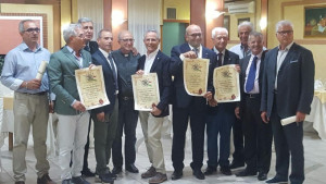 Svolto il V° Incontro sociale riservato agli Insigniti O.M.R.I. dell'Ancri di Crotone e provincia2