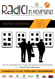 Teatro e fotografia con i ragazzi dei Laboratori del progetto Radici in Movimento a Roccabernarda1