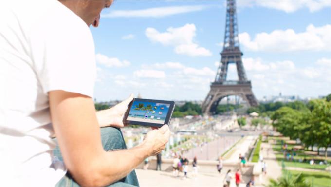 Telefonia mobile addio roaming a pagamento da oggi for Addio roaming