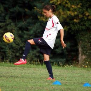 rossanese Martina Caruso, la migliore giocatrice italiana