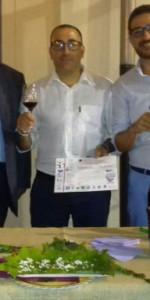 """Argento al Vino Cirò rosso dell'Azienda Brigante al XVI Concorso Internazionale """"Selezione del Sindaco"""" (2)"""
