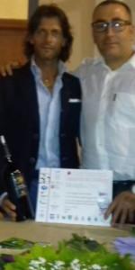 """Argento al Vino Cirò rosso dell'Azienda Brigante al XVI Concorso Internazionale """"Selezione del Sindaco"""" (3)"""