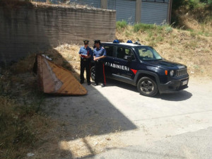 Furto di attrezzatura agricola a Castelsilano, due denunce per riciclaggio2