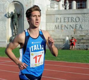Giuseppe Mattia Parisi è Campione italiano di Pentathlon moderno
