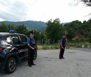 Numerosi controlli e 11 denunce dei Carabinieri della Compagnia di Petilia Policastro (1)