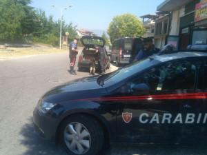 Numerosi controlli e 11 denunce dei Carabinieri della Compagnia di Petilia Policastro (2)