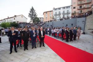 Oliverio ha inaugurato il nuovo municipio di San Giovanni in Fiore (2)
