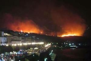 Oltre 500 gli interventi dei Vigili del Fuoco in Calabria