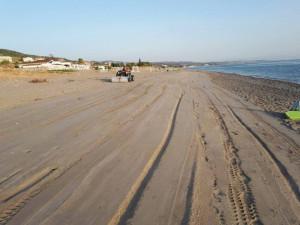 Wifi free in spiaggia e docce sul litorale a Mandatoriccio