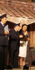 """Grande successo lo spettacolo """"Gente di rispetto"""" nel borgo antico di Cirò1"""