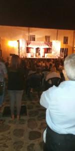 """Grande successo lo spettacolo """"Gente di rispetto"""" nel borgo antico di Cirò4"""