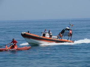 Guardia Costiera giornata sulla sicurezza in mare a Roseto Capo Spulico (3)