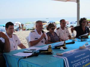 Guardia Costiera giornata sulla sicurezza in mare a Roseto Capo Spulico (4)