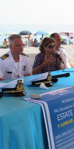 Guardia Costiera giornata sulla sicurezza in mare a Roseto Capo Spulico (5)