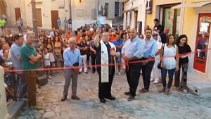 Il Castello di Cirò torna a vivere, inaugurata l'apertura al pubblico