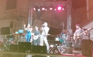 """La band calabrese """"Indie Project"""" nel Borgo antico di Cirò (2)"""