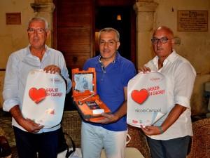 Nicola Campoli omaggia la comunità di Cariati di un defibrillatore (4)