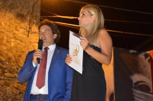 Serata di gala nel borgo medievale di Umbriatico per la consegna del premio Eccellenze di Calabria (13)