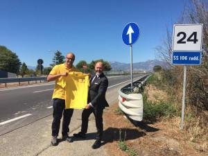Basta Vittime Pronti ad azioni legali sulla strada statale 106 (1)