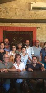 Ben 15 rappresentanti di Vinarius incontrano il Cirò (2)
