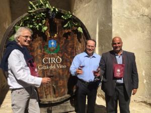 Convention delle Città del Vino il Terroir Cirò Doc emoziona (1)