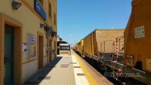 Ferrovia Ionica Stazione Treno Treni
