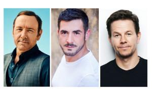 """Francesco Bomenuto nel film """"Tutti I Soldi Del Mondo"""" accanto a Kevin Spacey e Mark Wahlberg"""