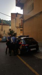 """I Carabinieri di Mesoraca scoprono una coltivazione di """"marijuana"""" in un'abitazione, un arresto1"""