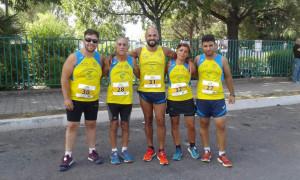 I colori dell'atletica Ciromarinese dei CiròRunners Arasarasa alla Terza Edizione del Trofeo degli Aragonesi (2)
