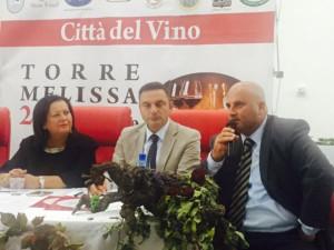 Inaugurata a Torre Melissa la Convention Città del Vino (7)