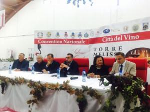 Inaugurata a Torre Melissa la Convention Città del Vino (8)