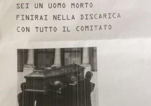 """Intimidazione a giornalista Gianni Lerose de """"Il Crotonese"""""""