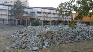 La Scuola Edificio di Cirò Marina è in ristrutturazione, ecco l'elenco delle strutture provvisorie