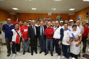 Oliverio ai pizzaioli Siate ambasciatori di una Calabria laboriosa e onesta (1)
