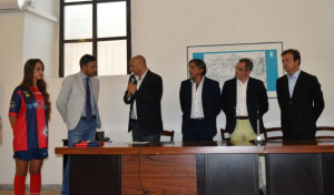 Presentata la squadra e la divisa ufficiale del Città di Cosenza Calcio a 5 (5)
