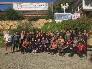 Presentato il 37° Campionato Italiano Safari Fotografico Subacqueo a Crotone, oggi la prima immersione (1)