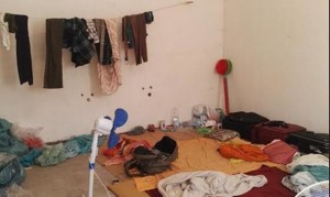 Scoperta e sequestrata dalla Finanza una palazzina in cui vivevano 15 bengalesi in condizioni umane degradanti