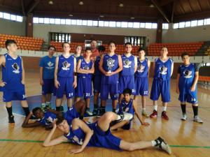 Scuola basket Crotone diramate le convocazioni u18