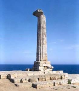colonna di Crotone