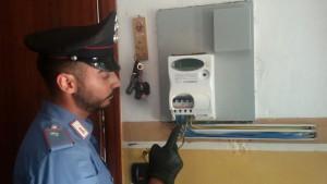 Allaccio elettrico abusivo in una Azienda Agricola, Arrestati padre e figlio per furto di energia elettrica