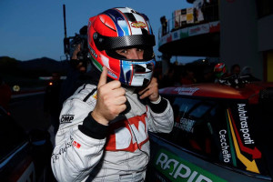 Automobilismo, Simone Iaquinta campione italiano nel Campionato MINI ChallengeIaquinta1