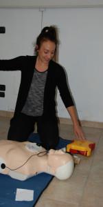 Cirò Marina, Formati 12 operatori di Primo Soccorso Blsd con l'utilizzo del defibrillatore (10)